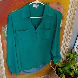 Express The Portofino Shirt Size S